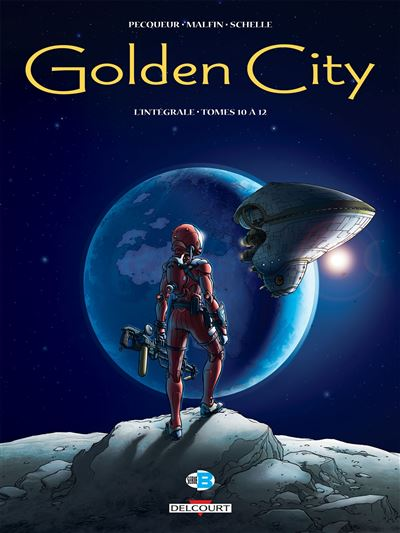Golden City - Intégrale T10 à