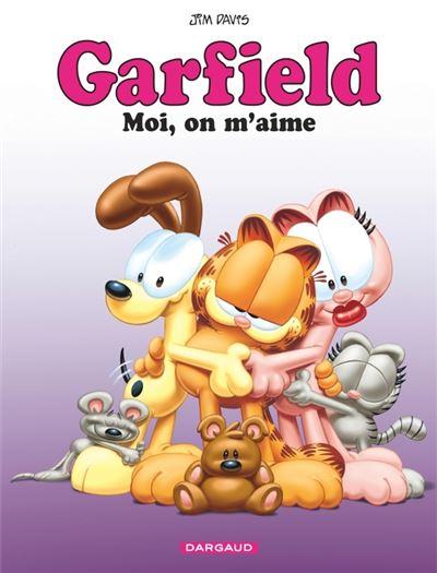Garfield - Moi, on m'aime