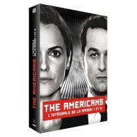 Coffret The Americans Saisons 1 et 2 DVD