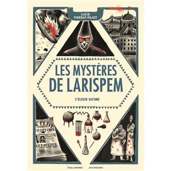 Les Mystères de LarispemL'élixir ultime