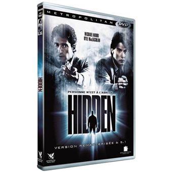 Hidden DVD