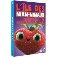L'île des miam-nimaux Tempête de boulettes géantes 2 - DVD