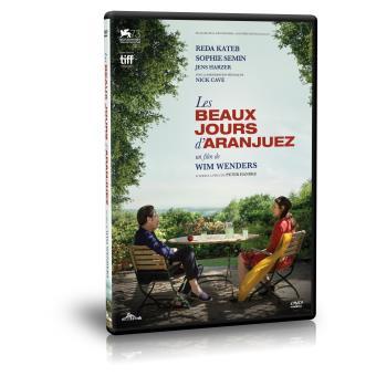 Les beaux jours d'Aranjuez DVD