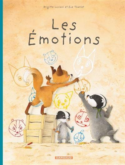 La Famille Blaireau-Renard - La Famille Blaireau-Renard présente les émotions