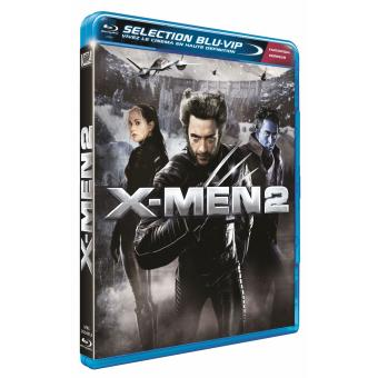 X-MenX-Men 2 Blu-ray