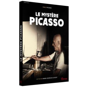 Le mystère Picasso DVD