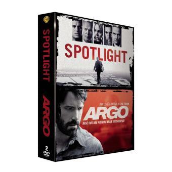 Coffret Spotlight, Argo DVD