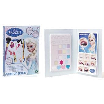 Trousse De Maquillage Frozen La Reine Des Neiges Make Up Book