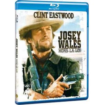 Josey Wales Hors-la-loi Blu-ray