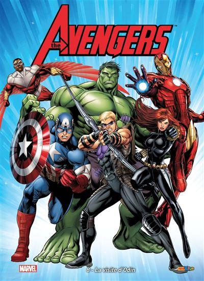 Avengers T08 + Magnet