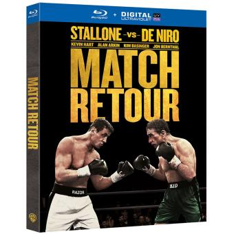 Match retour Blu-Ray