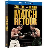 Match retour Blu-Ray