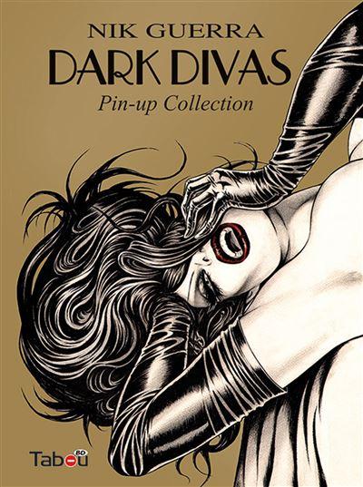 Dark divas : Pin-up collection + Ex-libris