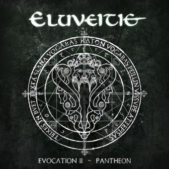 EVOCATION II - PANTHEON/3LP