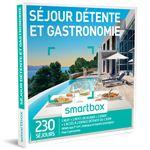 SMAR Coffret cadeau Smartbox Sejour détente et gastronomie