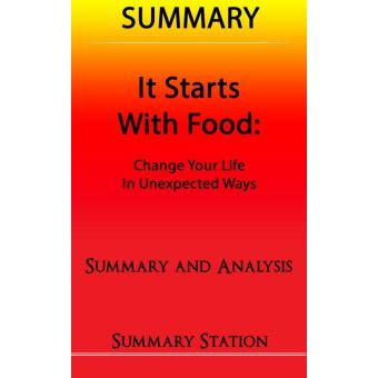 It Starts With Food Epub
