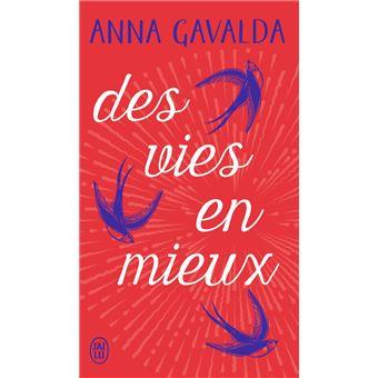 Des Vies En Mieux Billie Mathilde Et Yann Cartonne Anna Gavalda Achat Livre Fnac