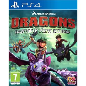 DRAGONS 3 : DAWN OF NEW RIDERS FR/NL PS4