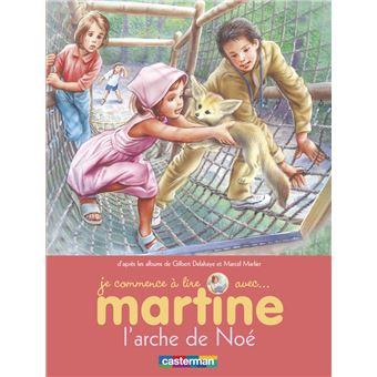 Martine - Tome 28 : Martine et l'arche de Noé