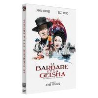 Le Barbare et la Geisha DVD