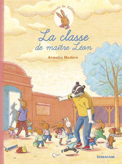 La classe de maître Léon