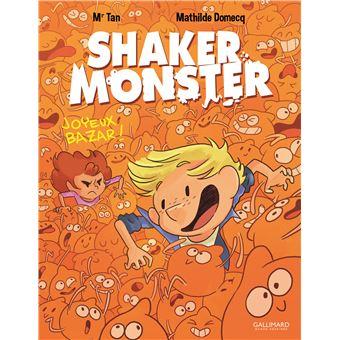 Shaker MonsterShaker monster,03:joyeux bazar