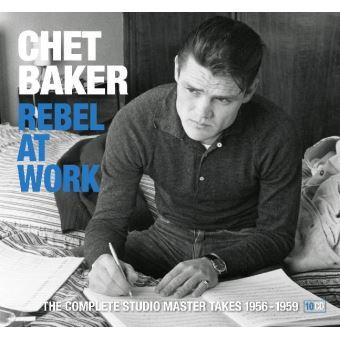 REBEL AT WORK/10CD
