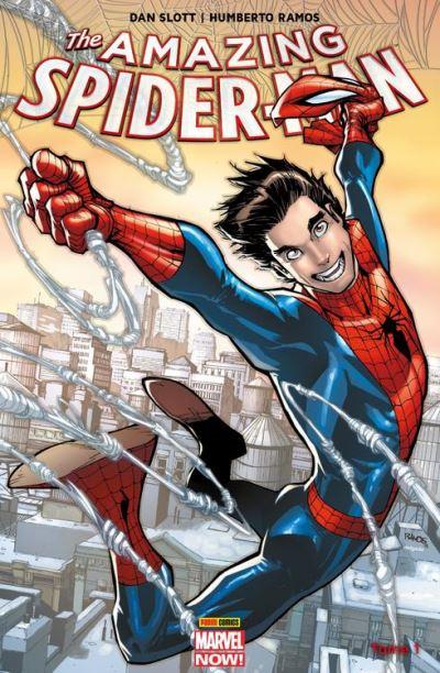 The Amazing Spider-Man (2014) T01 - Une chance d'être en vie - 9782809464979 - 12,99 €