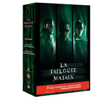 MatrixMatrix Coffret de la Trilogie Edition Spéciale Fnac DVD