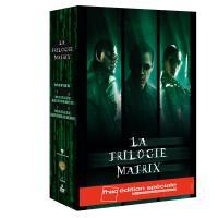 Coffret Matrix La Trilogie Edition spéciale Fnac DVD