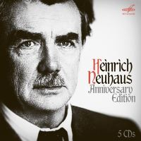 Heinrich neuhaus/anniversary edition