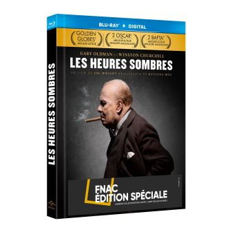 Les Heures Sombres Edition Spéciale Fnac Blu-ray