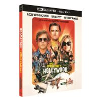 Once Upon a Time in...Hollywood Blu-ray 4K Ultra HD