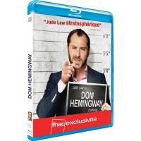 Dom Hemingway Exclusivité Fnac Blu-ray