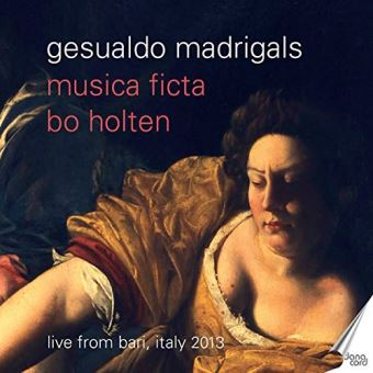 Madrigals/live from bari italy 2003