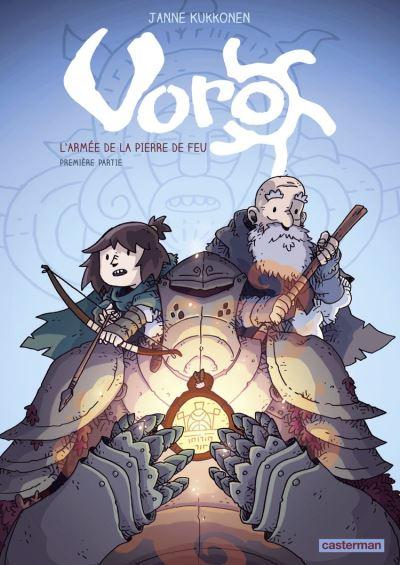 Voro (Tome 4) - La légion de Brimstone Cycle 2 - Première partie
