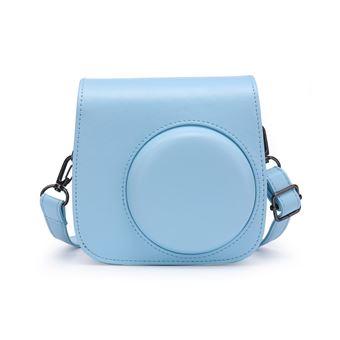 Housse Hemera Bleue pour Fujifilm Instax Mini 8 et 9