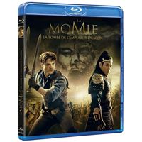 La Momie : La tombe de l'empereur dragon Blu-ray
