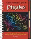 Pirates - Pirates, cartes magiques à gratter