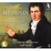 Beethoven: Symphonies Nos. 1-5 - 3SACD