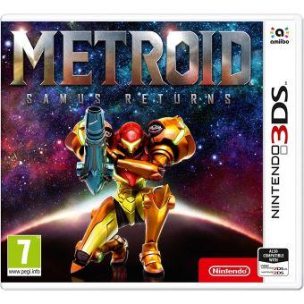 Metroid Samus RTNS 3DS/ NL