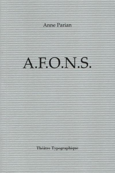 A.f.o.n.s