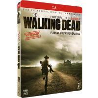 The Walking Dead - Coffret intégral de la Saison 2 - Blu-Ray