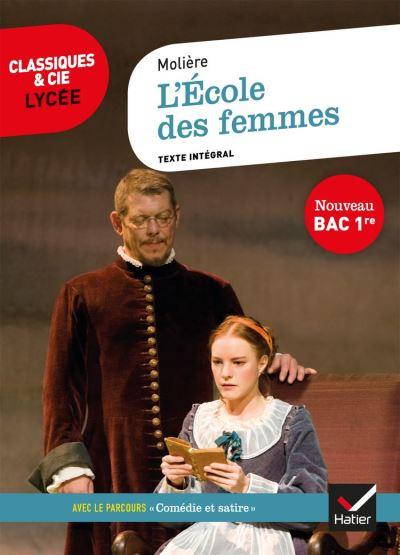 L'École des femmes - suivi du parcours « Comédie et satire » - 9782401059931 - 2,49 €