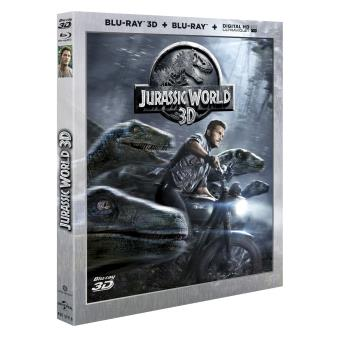 Jurassic ParkJurassic World Blu-ray 3D