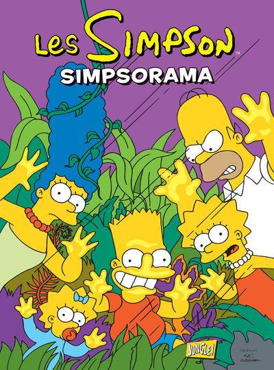 Les Simpson - tome 15 Simpsorama