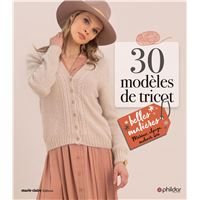 Marie Claire Tricot Phildar Travaux D Aiguilles Collection Marie Claire Tricot Phildar Fnac