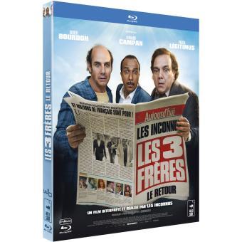 Les trois frères, le retour Blu-Ray