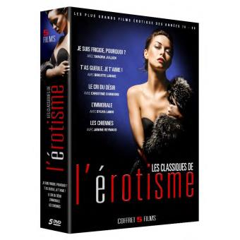 Les classiques de l'érotisme DVD