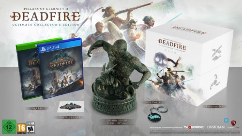 Pillars Of Eternity II : Deadfire Ultimate Collector's Edition PS4